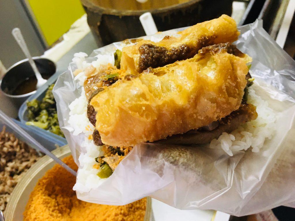 新竹竹北美食。飯糰王子。三角形萌萌大飯糰[Miss 飛妮] @極光公主飛妮