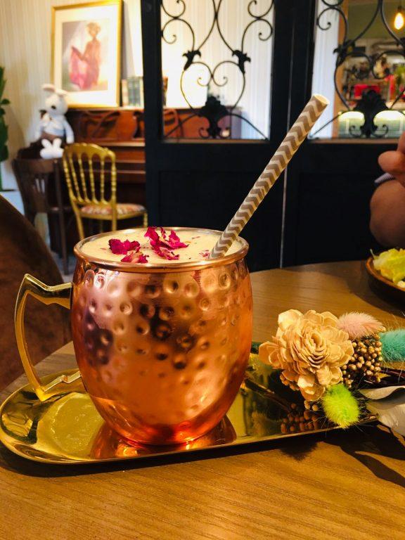 新竹竹北美食。紅瓦紫藤咖啡館早午餐。新瓦屋客家文化園區美食[Miss 飛妮] @Miss 飛妮