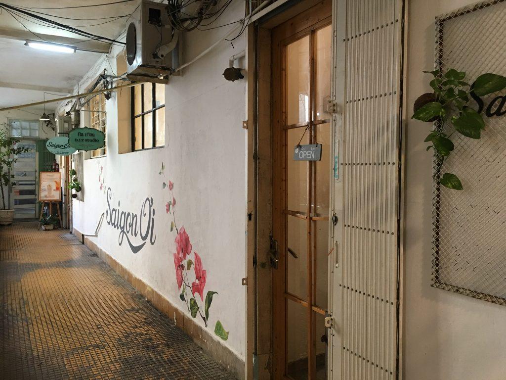 越南咖啡美食推薦。咖啡公寓。整棟建築文青咖啡風格[Miss  飛妮] @Miss 飛妮
