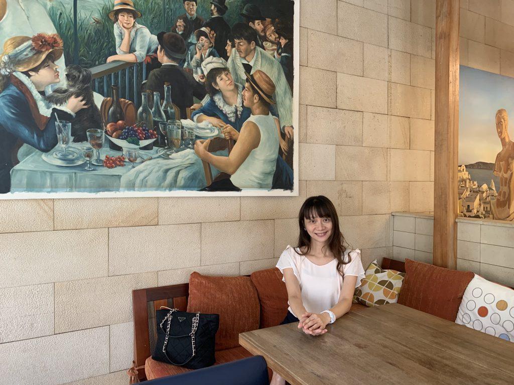 高雄旅行食記。二元品嚐咖啡館。好友聚餐好所在不限時[Miss 飛妮] @Miss 飛妮