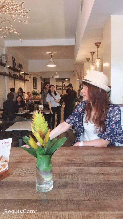 越南美食咖啡。胡志明市L'Usine Le Loi複合式咖啡館。[Miss 飛妮] @Miss 飛妮