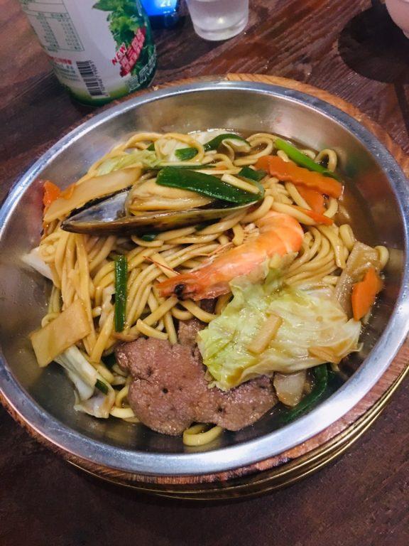 新竹竹北美食。呷奔來坐。有寶島時代味的合菜[Miss 飛妮] @Miss 飛妮