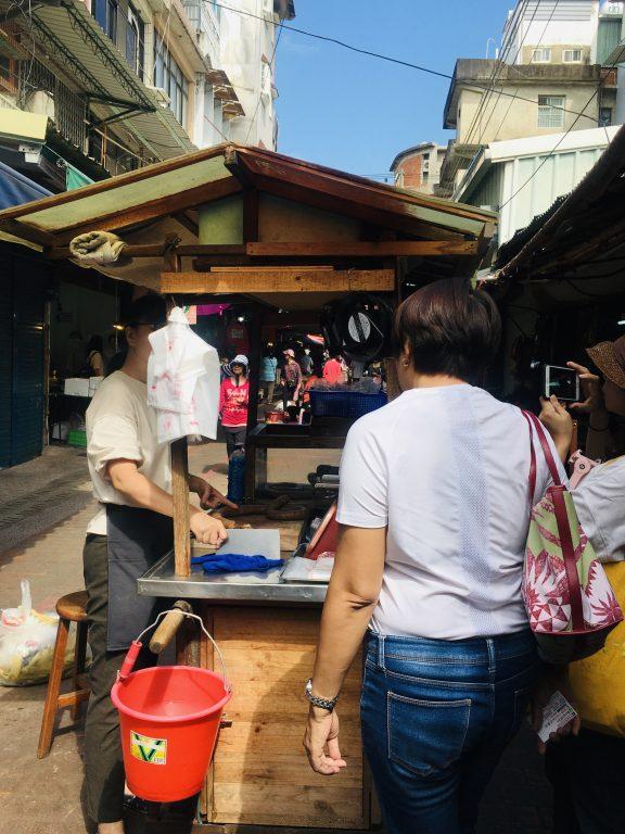 新竹新埔古早味傳統美食。新埔腌腸。傳統有故事的奇妙美食[Miss飛妮] @Miss 飛妮