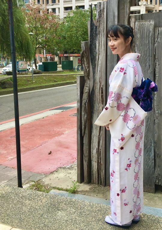 品味生活。和服體驗。櫻月紀和服。團體舉辦和服趴。和服體驗講座[Miss飛妮] @Miss 飛妮