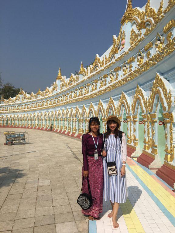 緬甸旅遊。第六天曼德勒~蒲甘。渡輪伊洛瓦底江、古都實皆和阿瓦【Miss飛妮】 @Miss 飛妮