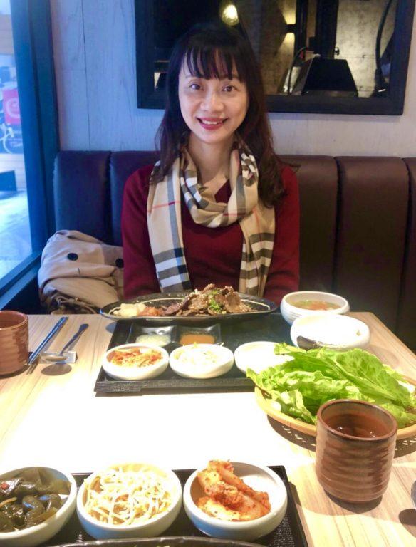 台北中山國中捷運站美食。新韓館.燒烤、火鍋、精緻料理、卡拉包廂[Miss飛妮] @Miss 飛妮