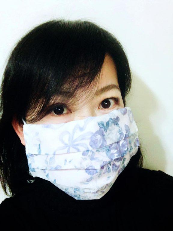 預防疫情措施。口罩外衣DIY。自製口罩不恐慌。自製口罩步驟詳解[Miss飛妮] @Miss 飛妮