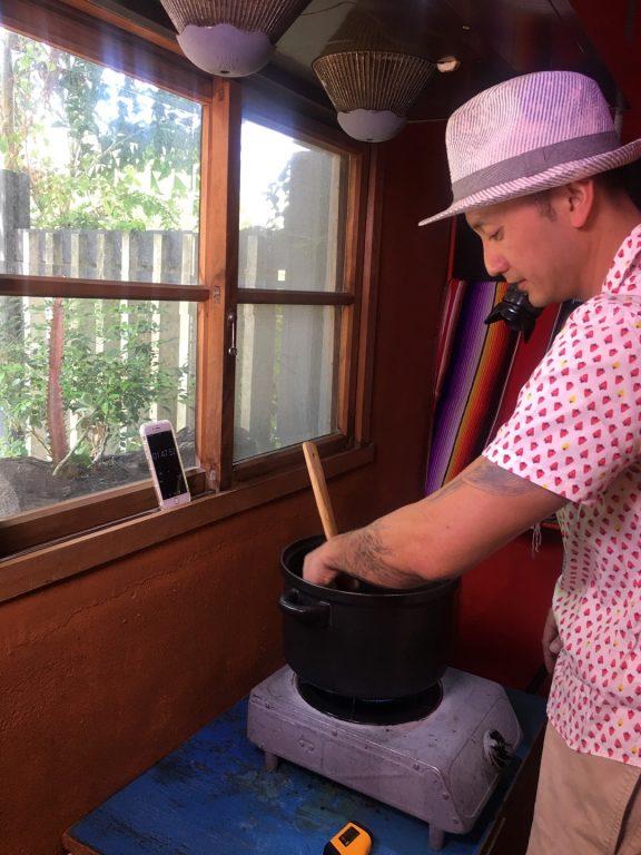 新竹美食。Frontier邊境咖啡。隱藏版庭院、咖啡、人文、藝術。陶鍋自烘焙咖啡豆[Miss飛妮] @Miss 飛妮