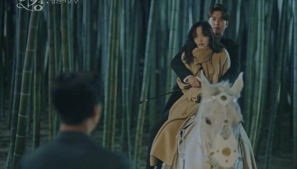 韓劇永遠的君主The King(全16集)第3-4集劇情分析~舊傷炸裂作痛!請你進來我的世界[Miss飛妮] @Miss 飛妮