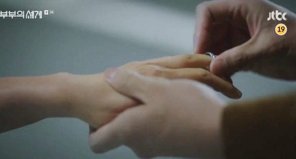韓劇夫妻的世界~一首動聽雋永的老歌~My one and only love中英文歌詞[MV] @Miss 飛妮
