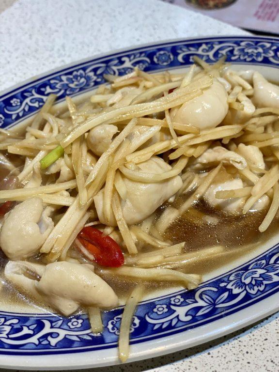台北奇岩捷運站美食。我家客家小館 傳承茶蝦飯。值得推薦的聚餐客家合菜好所在。[Miss 飛妮] @Miss 飛妮