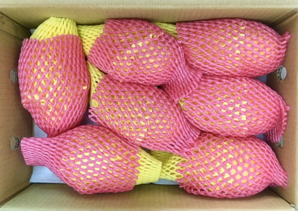 金煌芒果開箱分享~品質優良送禮自用兩相宜。CheerLife 生活趣兒購物平台。[Miss飛妮] @Miss 飛妮