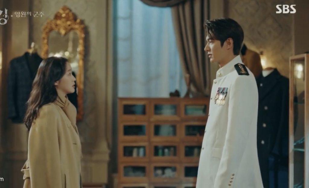 韓劇永遠的君主The King(全16集)第5-6集劇情分析~尋找似曾相識身影,期待情感心動爆點[Miss飛妮] @Miss 飛妮