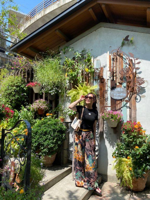 新竹竹北美食。花院子。隱身在客家學院的秘密花園森林系早午餐下午茶 [Miss飛妮] @Miss 飛妮