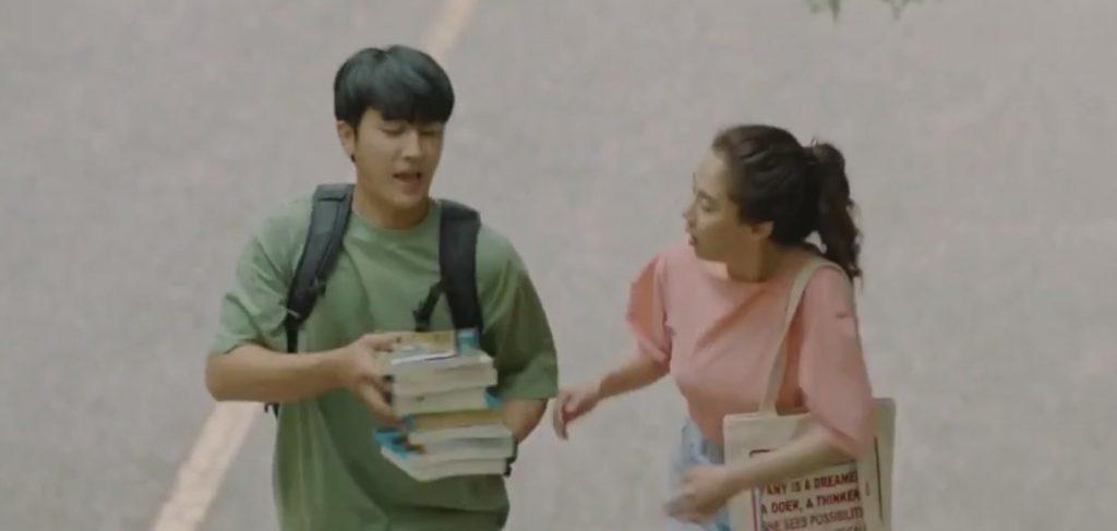 韓劇我們,愛過嗎(全16集)第13-14集。愛與不愛的矛盾習題。有難同當才識愛。走過危急時刻終於親吻了愛情[Miss飛妮] @Miss 飛妮