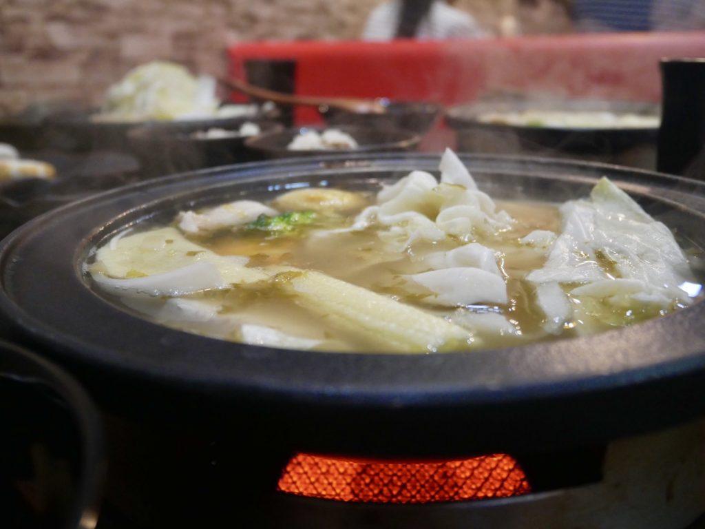 新竹竹北美食。鮮稻精緻鍋物~⭐吃到飽⭐套餐⭐單點⭐團購~食材服務品質評價高餐廳[Miss飛妮] @Miss 飛妮