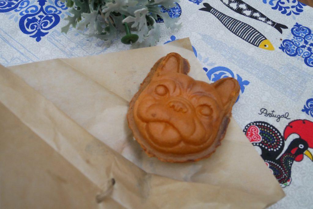 新竹竹北美食。犬首燒。法鬥超萌造型雞蛋糕。無麩質食材蛋奶素可食用。六家國小附近美食[Miss飛妮] @Miss 飛妮