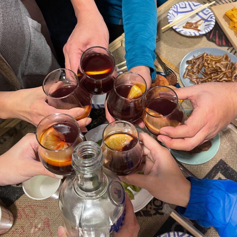品味生活廚藝研究。歐啦啦OhLaLa葡萄酒~熱紅酒聚會。熱紅酒簡易示範。熱紅酒香料包販售[Miss飛妮] @Miss 飛妮