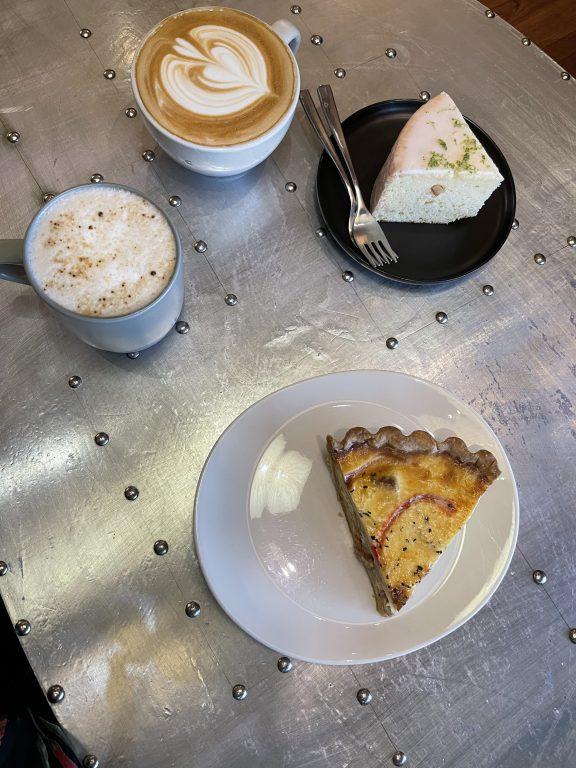 新竹竹北美食。欣悅甜法式點心&Cafe。新竹高鐵站旁高鐵七路好聊的甜點下午茶咖啡店[Miss飛妮] @Miss 飛妮