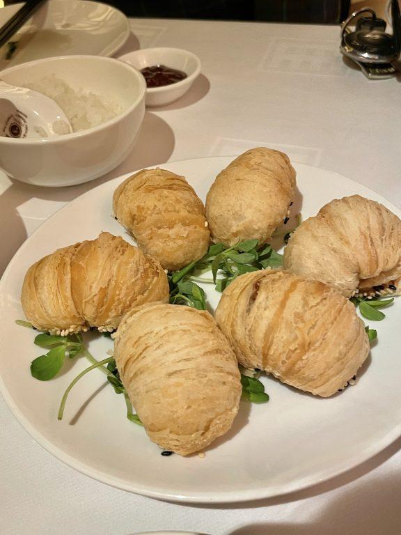 新竹美食。玖樓中餐廳。國賓大飯店粵菜海鮮美食。港式飲茶篇[Miss飛妮] @Miss 飛妮