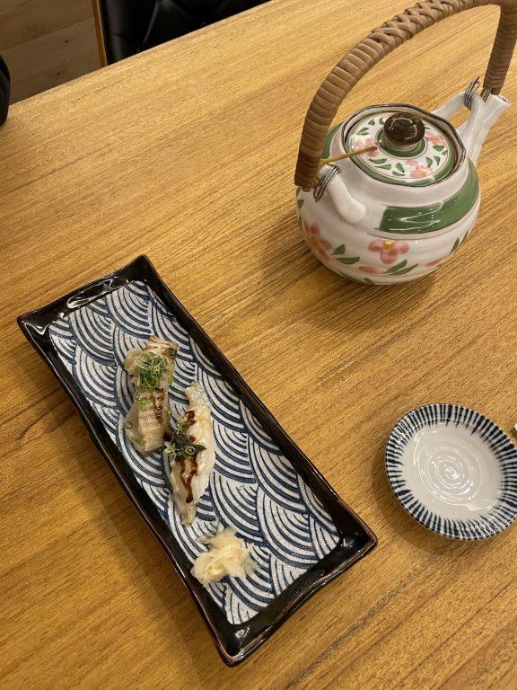 新竹竹北美食。八庵日本料理旗艦店。日本豐州新築地市場魚河岸直送食材。雙主菜超值套餐(598元主食9選2)。2021年2月新合菜菜單[Miss飛妮] @Miss 飛妮