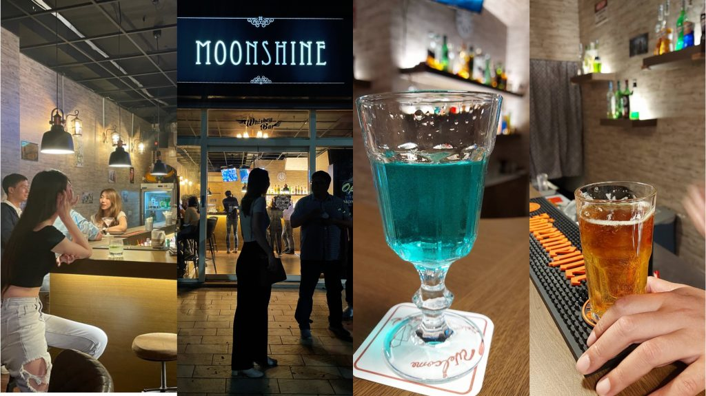 新竹竹北美酒。Moonshine Bar。一個像家庭Party概念的酒吧。嗨咖老闆帶動氣氛可以盡情放鬆的安全場所[Miss飛妮] @極光公主飛妮