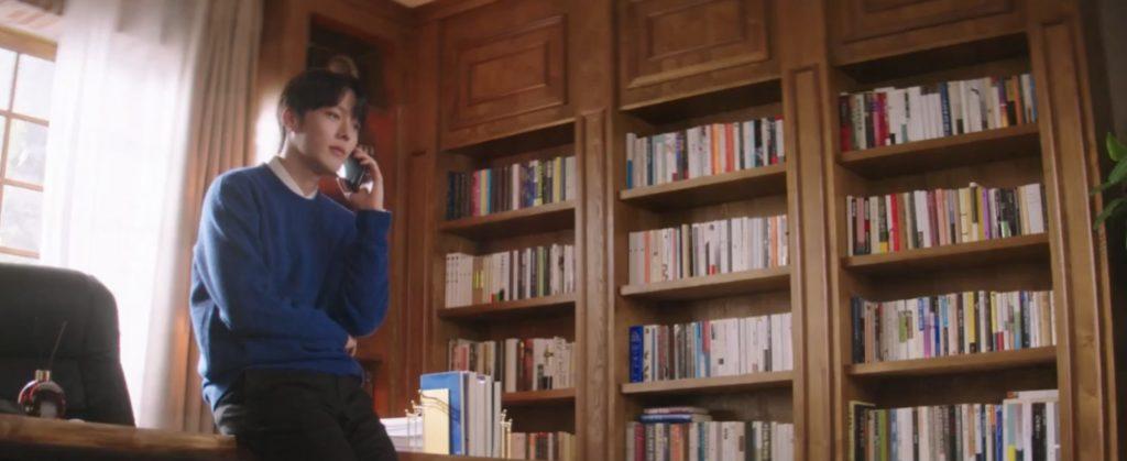 韓劇我的室友是九尾狐3-4集。九尾狐男申又如化身李丹代替赴約。愛情包含著一種妄想。說不定喜歡一個人,其實是以自己的方式誤會著那個人[Miss飛妮] @Miss 飛妮