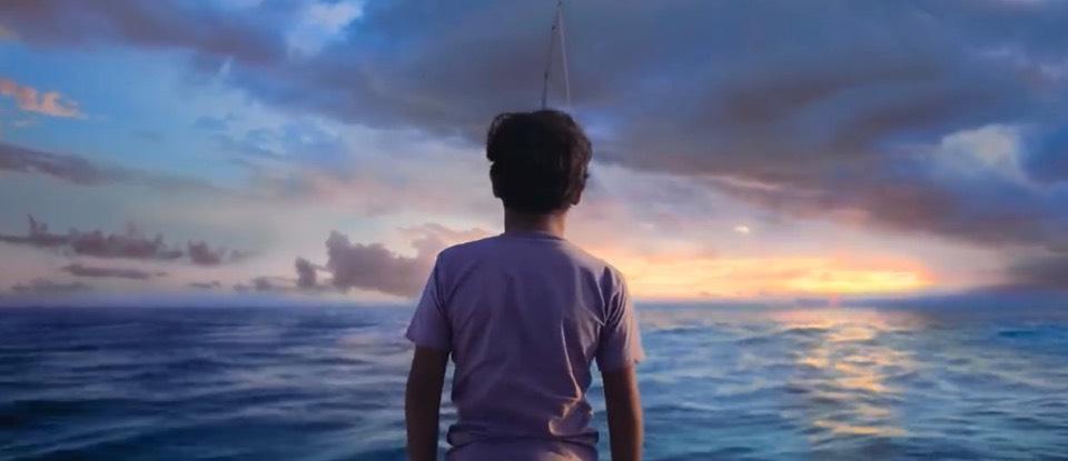 電影藍海奇蹟。Netflix電影。堅持到底,絕不放棄的勵志故事。好運並不一定給準備好的人,好運是可以創造出來的[Miss飛妮] @Miss 飛妮