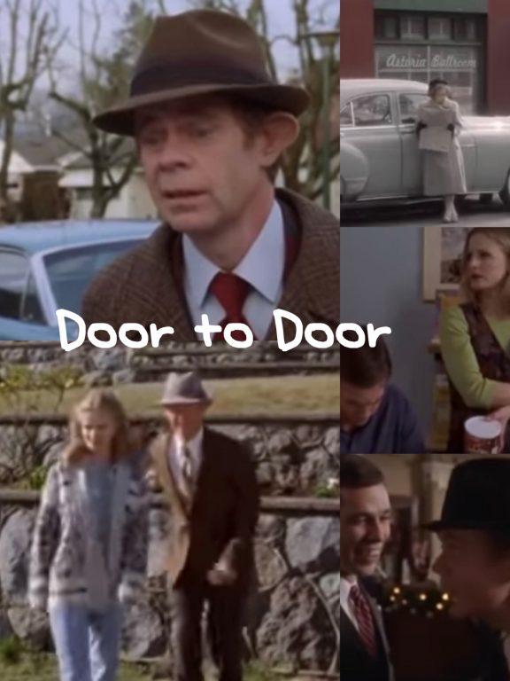 電影~永不放棄。推銷員。Door To Door。一個腦癱人生變成年度最佳銷售員的勵志故事[Miss飛妮] @Miss 飛妮