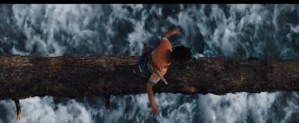 電影~尋找奇蹟水人。Netflix電影推薦。青少年愛與勇氣的奇幻冒險故事。人生雖然短暫,幸福就在此時此刻[Miss飛妮] @極光公主飛妮
