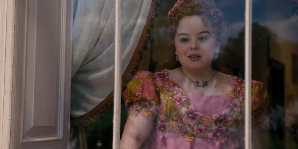 Netflix 影集推薦~Bridgerton柏捷頓家族~名門韻事。劇中人物分析。媲美19世紀花邊教主。一場攀高結貴的藝術秀。瑰麗精緻服裝排場。人設性格迷人吸睛。 韻事從戲裡延伸戲外。艾美獎提名大黑馬[Miss飛妮] @Miss 飛妮