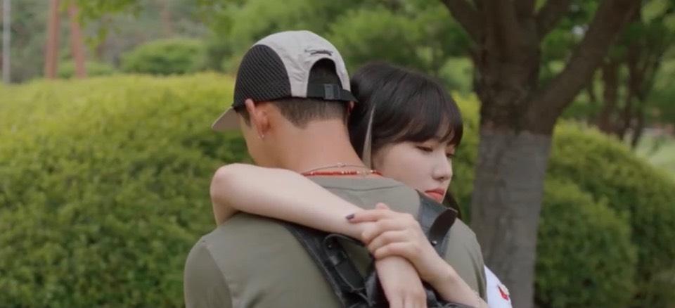 韓劇無法抗拒的他第九集。愛情似乎走到了盡頭。如何定義那個人殘留下的感覺呢? 是迷戀?後悔?憎惡?[Miss飛妮] @Miss 飛妮