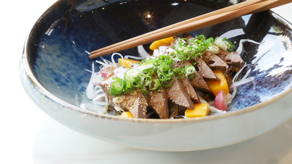 宜蘭美食。伍柒海鮮手作料理。新鮮創意精緻海味手作~冷菜、主食、烤物、川燙、熱炒、炸物[Miss飛妮] @極光公主飛妮