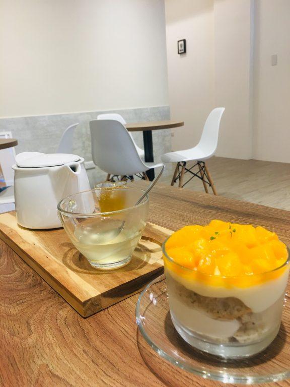 新竹竹北美食。孚日甜點Vosges CAKE新開幕。[Miss 飛妮] @極光公主飛妮