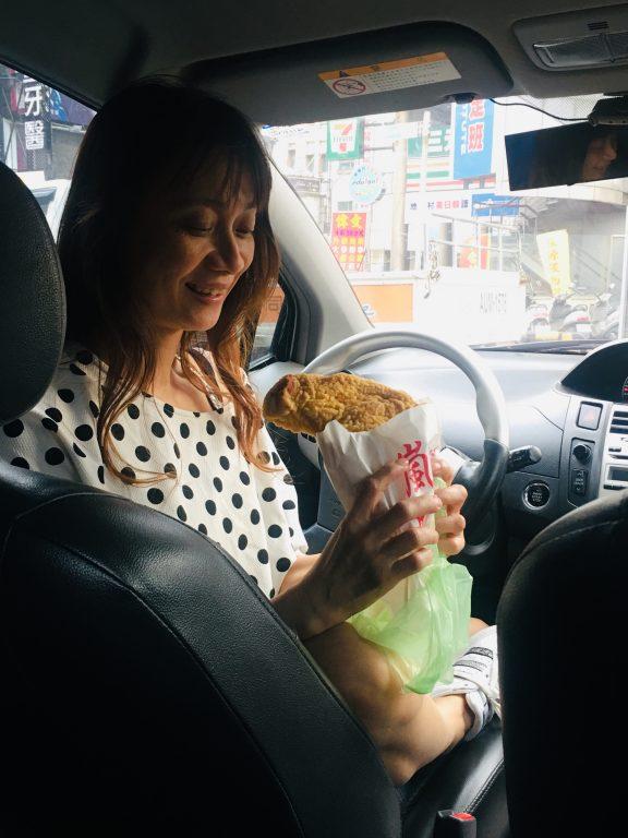 新竹美食。嵐町雞排 。豪邁一整塊太罪惡【Miss 飛妮】 @Miss 飛妮