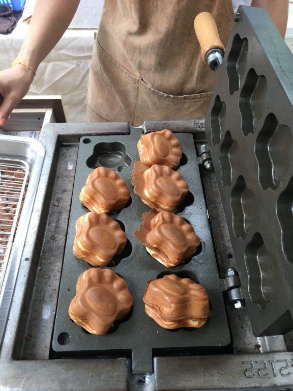 新竹美食。遇見野生樂芙雞蛋糕。[Miss 飛妮] @Miss 飛妮